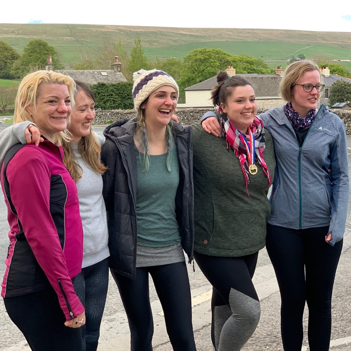 The Yorkshire 3 Peaks Challenge